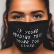 FASHIONABLE FACE MASKS – FROM INDEPENDENT SELLERS